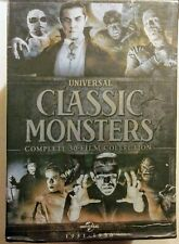 New ListingNew! Universal Classic Monsters. Complete 30 Film Collection. 21 Dvds. Free Ship