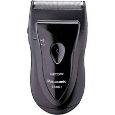 Panasonic ES3831K Shaver Dry/Wet Washable Portable Travel Single Blade Shaving