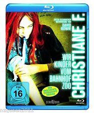 Christiane F. - Wir Kinder vom Bahnhof Zoo [Blu-ray] 81er-KULTKLASSIKER!*NEU&OVP
