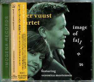 """PETER VUUST QUARTET """"Image of falling"""" feat. Veronica Mortensen, Japan CD, Neu!"""
