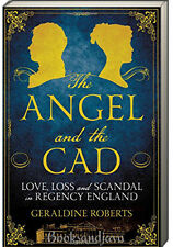 The Angel and the Cad by Geraldine Roberts (paperback regency England