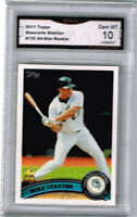 Giancarlo Mike Stanton  Topps All Star  Rookie Gem Mint 10 #135