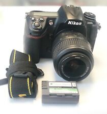 Nikon D300s Camera w/ Nikon DX AF-S Nikkor 18-55mm Lens Shutter Ct: 64,157