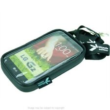 Ultimate Addons IPX4 Waterproof Soft Case & Lanyard for LG G2 Mobile Smartphone