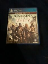 Assasin's Creed Unity Limited Edition 2014 PS4 *No Limited Edition Code*