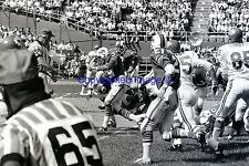 Buffalo Bills Wray Carlton VS Kansas City Chiefs 9-11-1966 8X10 Photo