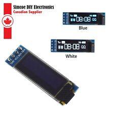 "OLED LCD Display 0.91"" 128x32 IIC I2C Serial DIY Module for Arduino Pic RPI #513"