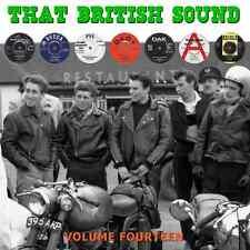 THAT BRITISH SOUND - VOLUME 14 - RARE UK ROCKERS -HEAR ALL 29 TRACKS!