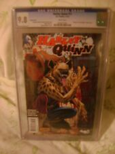 """Harley Quinn #11 CGC 9.8 Conner Hardin Paquette """"Monster of Month"""" Variant Cover"""