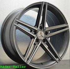 4x Neu AMG-Styling Alufelgen 8,5 & 9,5 x 19 176 W204 W212 W213 GLK 230 CLA GLA