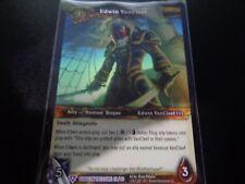 World of Warcraft TCG Edwin VanCleef Dungeon Treasure 27/60 FOIL