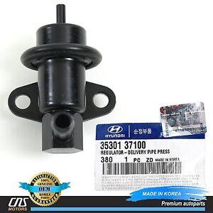 GENUINE Fuel Pressure Regulator Fits 99-06 Hyundai Kia 2.5L 2.7L OEM 3530137100