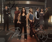 *** DOLLHOUSE ***  Cast- Signed (8x10) Glossy RP
