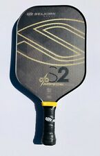 Selkirk Sport Pickleball Paddle S2 AMPED Midweight Regal Black Factory 2nd