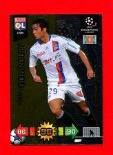 CHAMPIONS LEAGUE 2010-11 Panini 2011 -Card Champions- GOURCUFF - LYON