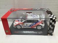 Saico 1:32 2001 PEUGEOT 206 WRC Monzon / Tome Rallye de Catalunya MIB