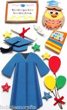 EK SUCCESS JOLEE'S BOUTIQUE STICKERS - SCHOOL NURSERY JUNIOR- KINDERGARTEN GRAD