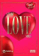 LOVE SONGS SUNFLY KARAOKE DVD - 90 HIT SONGS