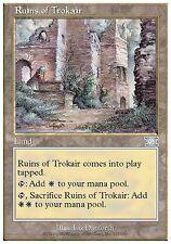 4x Rovine di Trokair - Ruins of Trokair MTG MAGIC 6E Eng