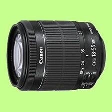 Nuevo Canon EF-S 18-55mm f/3.5-5.6 IS STM objetivo Macro 0.25m / 0.8 ft