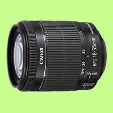 Nuevo Canon EF-S 18-55mm f/3.5-5.6 IS STM objetivo Macro 0.25m / 0.8 ft