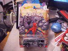 Hot Wheels Marvel Spiderman Fire-Eater