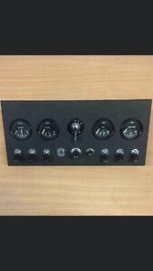 Jaguar E Type Instrument Panel