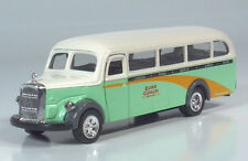 Sunnyside 1950-1955 Mercedes Benz Omnibus O 3500 London Paris Scale Model Bus