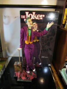 DC COMICS The JOKER 1/4 SCALE MUSEUM STATUE~