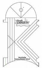 Handi Quilter Versa Tool Ruler for Mid-Arm & Longarm Quilting Machine