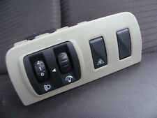 RENAULT  SCENIC LIGHT SWITCHES 2011