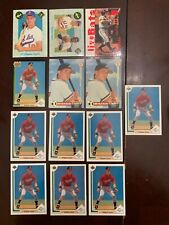 Chipper Jones lot of 13 rookie and other cards 1991 Upper Deck 1990 Classic