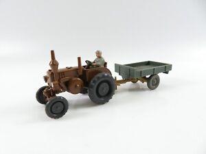 Wiking 1:87 880/2C Traktor mit 381/12C Anhänger #2042