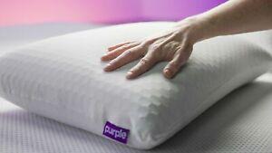 The Purple Harmony Pillow - Brand New