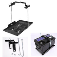 Good Bearing Capacity &Durable 35.5x20cm Car Battery Fixed Tray+ Hold Down Clamp