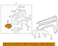 53703-35042 Toyota Support, battery carrier, rh 5370335042