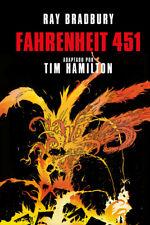 FAHRENHEIT 451 (NOVELA GRÁFICA). NUEVO. Envío URGENTE. COMIC ADULTOS (IMOSVER)