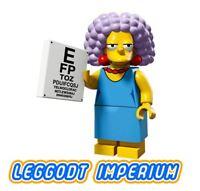 LEGO Minifigure Simpsons S2 - Selma - minifig colsim2-11 FREE POST