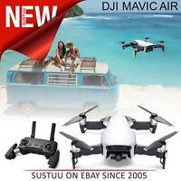 DJI Mavic Air Portable Drone with Controller│12 MP│3-Axis 4K Camera│Arctic White