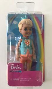 Barbie Chelsea Kelly & Friends Boy 5 Inch Blonde Blue Eyes Tommy Doll Dreamtopia