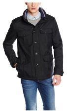🆕 Amazing Mens Tommy Hilfiger C-Wool Alan AF Jacket/Coat, Charcoal Grey, Large