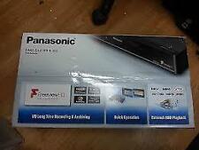 Panasonic DMR-EX97EB-K DVD Recorder (MULTIREGION PLAYBACK) Freeview 500GB HDD