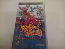 Rare Power Stone Collection PSP Retro Game Capcom New & Sealed
