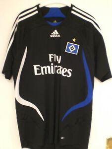 HSV HAMBURGER SV - ADIDAS AWAY SHIRT 2007/08