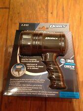 NEW Dorcy LED Waterproof Zoom Focus Spotlight