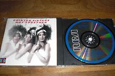 POINTER SISTERS-Hot Together Japon CD