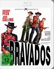 BRAVADOS (BLU-RAY) - KING,HENRY   BLU-RAY NEU
