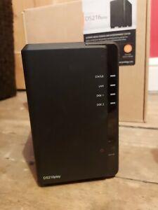 Synology DiskStation DS216play 2-Bay NAS Desktop Hard Drive Network Server