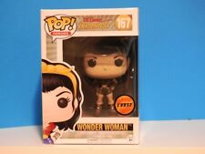 Funko POP! DC Bombshells Wonder Woman Chase  #167