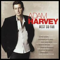 ADAM HARVEY - BEST SO FAR CD ~ AUSSIE COUNTRY ~ JOHN WILLIAMSON~TANYA SELF *NEW*